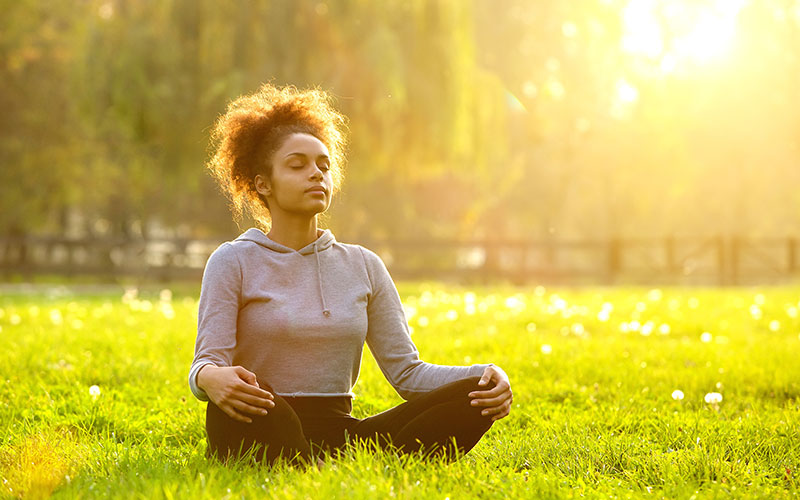 3 Easy Mindfulness Techniques for Busy Grad Students