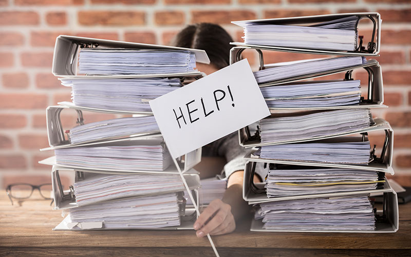 Balancing Heavy Workloads & Caseloads as Therapists in Training