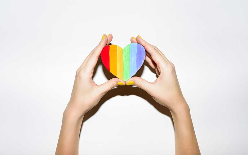 5 Ways to Support Your LGBQ & Gender Non-Conforming Clients in Session