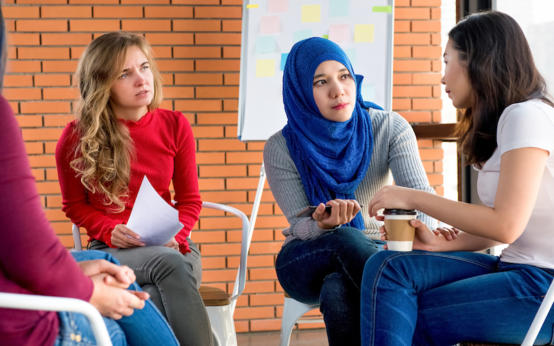 How to Work Effectively with Muslim Clients