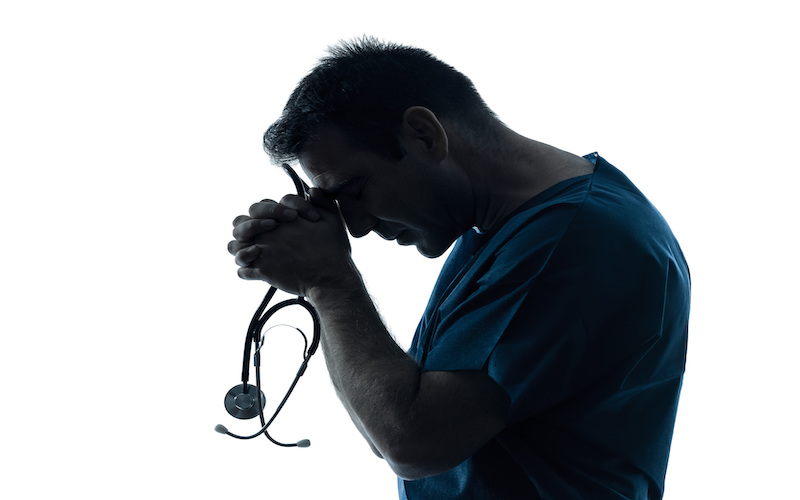 Is Religion Welcome in Current Clinical Practice?
